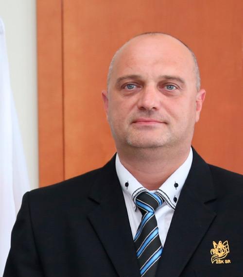 Juraj Štaudinger, Mgr. Slovensko