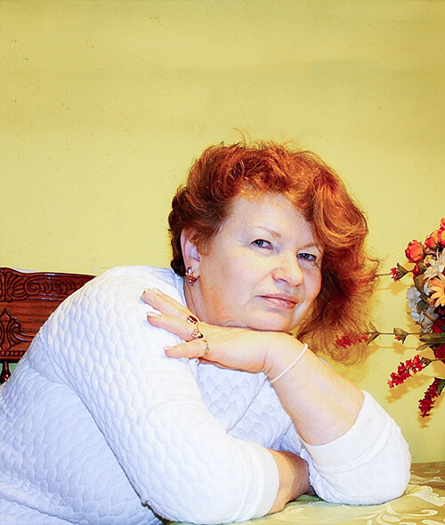 Tatiana Grishina, Russia